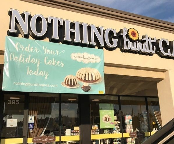Holiday Offer for Nothing Bundt Cakes, Chino Hills, CA